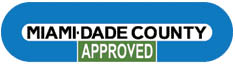 Miami Dade County Approved